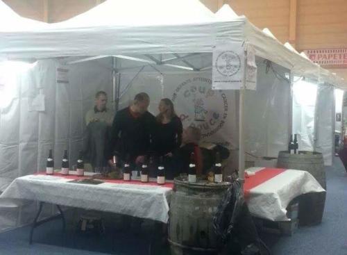Participation vente des vins Beaune 2014